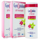 Gynophilus Gel moussant 2x250ml