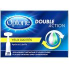 Optone Monodoses Yeux irrités x10