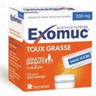 Exomuc orange 200mg x24 sachets