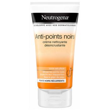 Crème Nettoyante Désincrustante Anti-points Noirs Neutrogena x150ml