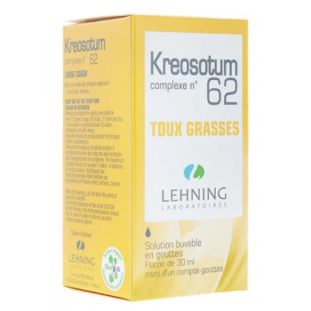 Kreosotum n°62 - 30ml