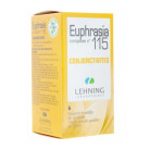 Euphrasia n°115 30ml Lehning
