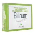 Bilinum n°113 x60 comprimés Lehning
