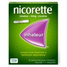 Nicorette inhaleur 10mg x6...