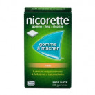 Nicorette 2mg fruits x30 Gommes
