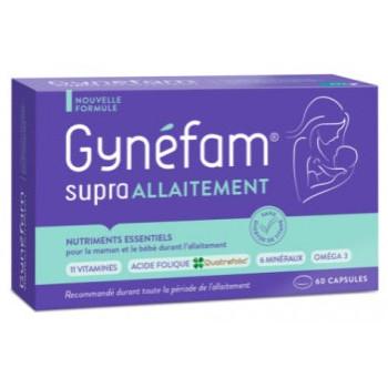 Gynefam Supra Allaitement x60 capsules
