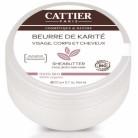 Beurre de Karité Cattier 100g