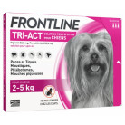 Frontline Tri-act chien spot on...