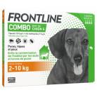 Frontline Combo chien S (2-10kg) x4