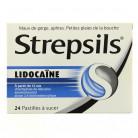 Strepsils Lidocaine x36 pastilles