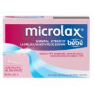 Microlax Bébé x4 unidoses