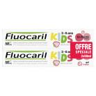 Fluocaril Kids 3/6 ans Fraise...