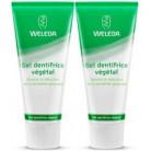 Dentifrice végétal 2x75ml Weleda
