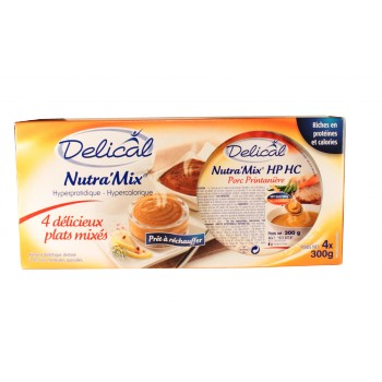 Delical Nutra'Mix HP HC 4Bols/300g