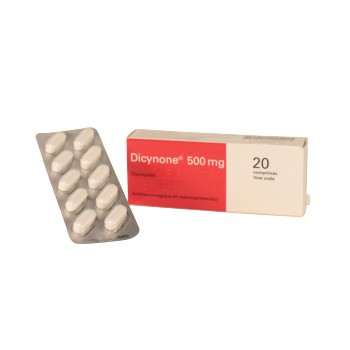 Dicynone 500mg 20cpr