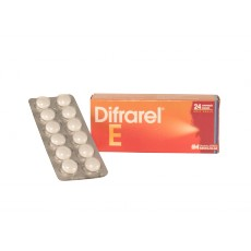 Difrarel E 24cpr