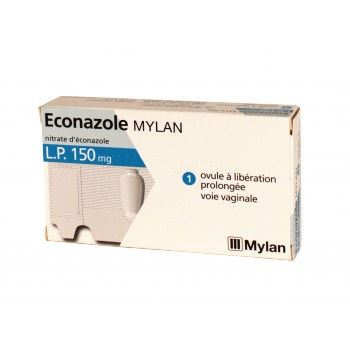 Econazole Mylan LP 150mg Ovule
