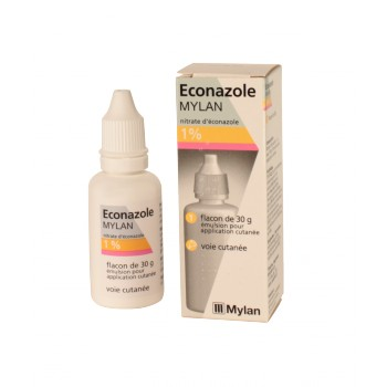 Econazole Mylan 1% Emulsion