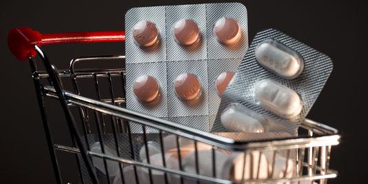 Non à la vente en grande surface des médicaments