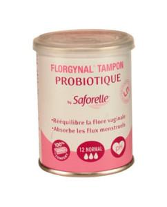 Florgynal® Tampon Probiotique, le tampon périodique