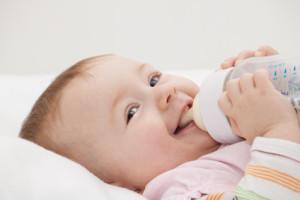 lait bébé