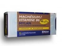 Le Magnésium Mylan, pour lutter contre la fatigue