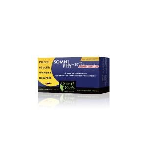 Somniphyt : un complément alimentaire à base de Mélatonine pour lutter contre l'insomnie