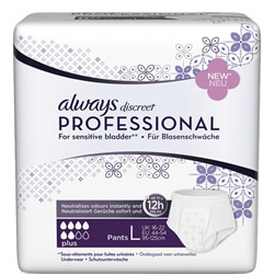Always Professional Discreet, pour une protection optimale
