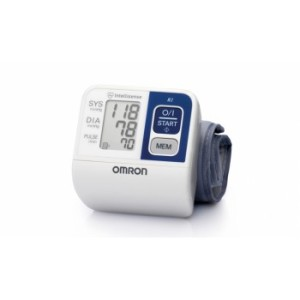 Le tensiomètre poignet Omron pour mieux surveiller sa tension