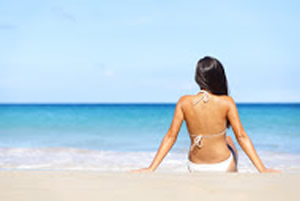 Auto-bronzant : préparer sa peau au soleil