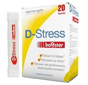 Pour aider le corps à affronter les situations stressantes, optez pour D-Stress Booster