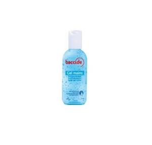 Gel hydroalcoolique nettoyant et hydratant pour les mains. Ne nécessite pas de rinçage.   Disponible en 75ml.