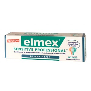 SENSITIVE PROFESSIONAL BLANCHEUR ELMEX