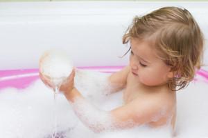 Toilette du bébé avec IllicoPharma
