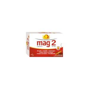 Traitez vos carences en magnésium avec Mag 2 ampoules