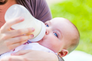 Biberon pour bébé