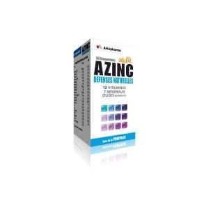 Tonifier l'ensemble de l'organisme avec Azinc