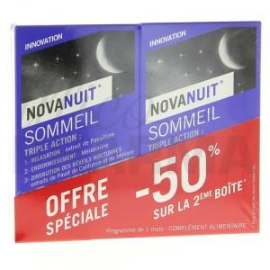 Une meilleure qualité du sommeil grâce à Novanuit