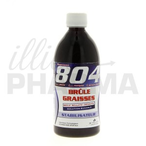 804 booster minceur 3 chenes 500ml