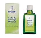 Huile massage minceur Weleda
