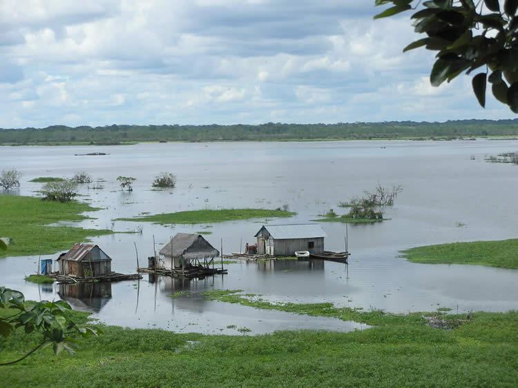 Village Amazonie