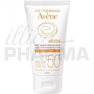 Avène crème minérale spf50 50ml