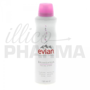 Brumisateur Evian 150ml