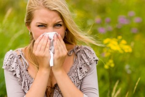 différents types d'allergies