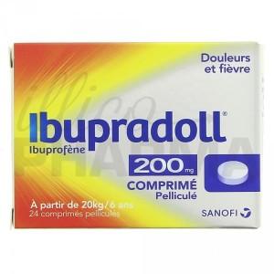 Ibupradoll 200mg comprimé