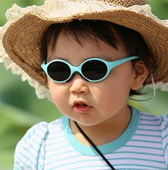 Protection solaire - préserver la peau des enfants