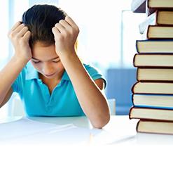 examens, stress