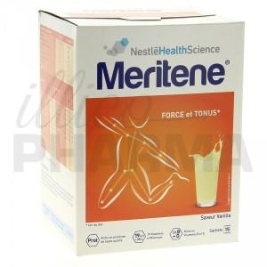 Continuer à profiter de vos activités à tout âge avec Meritene