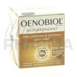 Oenobiol autobronzant pour illuminer votre teint