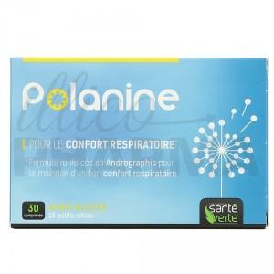 Polanine - allergie aux pollens